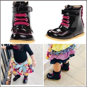 Livie & Luca- Roxie Boots Size 7